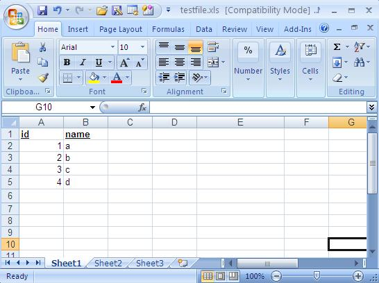 Read and Import Excel File into DataSet or DataTable in vb net