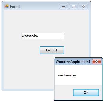 vbnet comboboxjpg - Visual Basic Beispiele